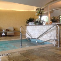 Снимок сделан в The Trellis Spa - The Houstonian Hotel пользователем Tiffany 5/31/2012