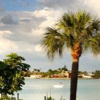 Photo taken at Treasure Island Beach by Cyndee H. on 3/8/2012