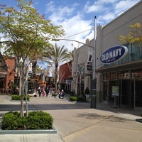 Photo taken at The Outlets at Orange by Hande A. on 4/12/2012