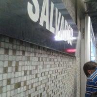 Photo taken at Metro Salvador by Seba O. on 5/16/2012