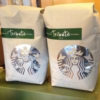 Photo taken at Starbucks by Lee W. on 4/8/2012