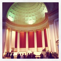 Photo taken at Hendricks Chapel by Scotty R. on 4/13/2012
