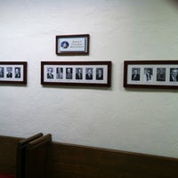 Photo taken at Trinity United Methodist Church by Joy B. on 3/30/2012
