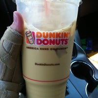 Photo taken at Dunkin' Donuts by Shelby W. on 6/14/2012