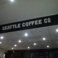Photo taken at Seattle Coffee Co. by Chantel B. on 8/1/2012