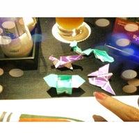 Photo taken at Midori Japanese Restaurant by Jennifer L. on 7/24/2012