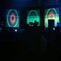 Photo taken at Sala Macumba by Ruben B. on 2/18/2012