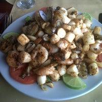 Photo taken at Fondeadero Restaurant by Veronica Z. on 8/1/2012