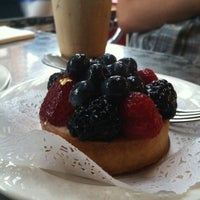 Photo taken at Fabiane's Cafe & Pastry Shop by laura on 7/13/2012