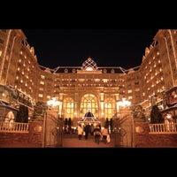 Photo taken at Tokyo Disneyland Hotel by Go M. on 2/5/2012