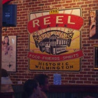 Photo taken at The Reel Café by Amanda S. on 8/18/2012