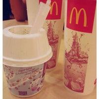 Photo taken at McDonald's & McCafé by Myin T. on 5/4/2012