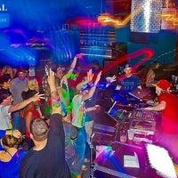 Photo taken at Blueline Nightclub by Tarin P. on 7/5/2012