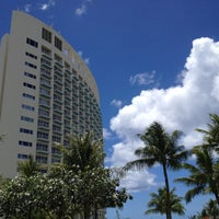 Photo taken at The Westin Resort Guam by sachi on 4/20/2012