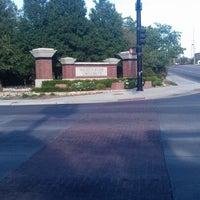 Photo taken at Wichita State University by Alex S. on 8/24/2012