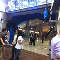 Photo taken at Cinépolis Terramall by José Ignacio F. on 5/10/2012