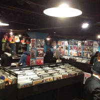 Photo taken at Sister Ray Records by Jeff F. on 5/13/2012