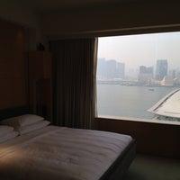 Photo taken at Grand Hyatt Hong Kong by Ming Tze on 8/28/2012