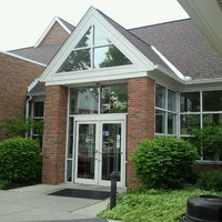 Photo taken at Old Worthington Library by Eric E. on 4/30/2012