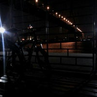 Photo taken at 歇浦路轮渡站 Xiepu Rd. Ferry Pier by Colin Y. on 9/2/2012