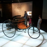 Photo taken at Mercedes-Benz Museum by Ilya A. on 8/26/2012