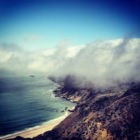 Photo taken at Point Sal State Beach by Cristian L. on 7/29/2012