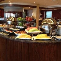 Photo taken at Mövenpick Hotel & Resort Al Bida'a by Adel A. on 2/11/2012