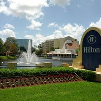 Photo taken at Hilton Boca Raton Suites by Michael A. on 3/22/2012