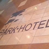Снимок сделан в Park Hotel пользователем Anna I. 2/9/2012