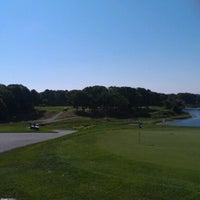 Photo taken at Bass River Golf Course by Derek S. on 7/5/2012