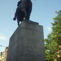 Photo taken at Grant Square by Suman G. on 5/31/2012