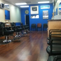 Photo taken at Clean Cut Barbershop by Jennifer on 7/18/2012