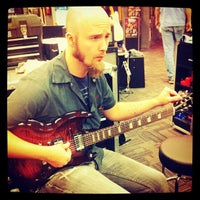 Photo taken at Guitar Center by Steve L. on 8/24/2012