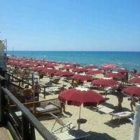 Photo taken at Lido Graziella by Vittorio P. on 7/7/2012
