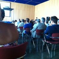 Photo taken at Centro de Congresos del Taoro by Marcos P. on 7/26/2012