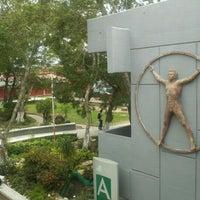 Photo taken at Facultad de Arquitectura Diseño y Urbanismo by Julia R. on 3/26/2012