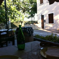 Photo taken at Osteria Albachiara by damianop_official on 6/26/2012