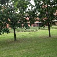 Photo taken at Сестрорецкий лицей имени С.И.Мосина by Elizaveta ❤. on 7/25/2012
