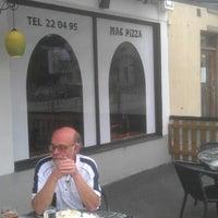 Photo taken at Hectors Restaurang & Pizzeria by Britt-Marie S. on 7/6/2012