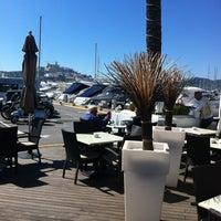 Photo taken at Cafe Sydney Ibiza by Juan Antonio M. on 3/14/2012