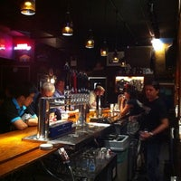 Photo taken at The Pony Bar by Tara D. on 7/21/2012