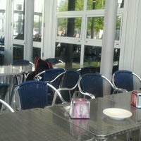 Photo taken at Cafeteria Malvarosa UPV by Carlos d. on 4/20/2012