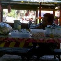 """Photo taken at Cafe Angkringan """" PAK BOLOT """" Depan Kecamatan ( Polsek ) Weleri by JoHn N. on 8/23/2012"""