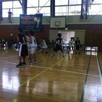 Photo taken at 横浜市立 長津田第二小学校 by Takeshi H. on 9/2/2012