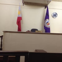 Photo taken at San Juan, MTC Branch 57 by Charrie S. on 9/4/2012