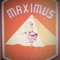 Photo taken at Maximu's by Daniel V. on 7/3/2012