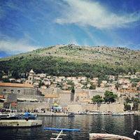 Photo taken at Dubrovnik Port by Roman K. on 6/28/2012