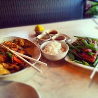 Photo taken at P.F. Chang's by Devin A. on 7/21/2012