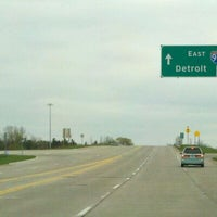 Photo taken at I-96 & Okemos Rd by 👑 JoAnne R. on 3/31/2012