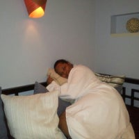 Photo taken at Spa Space by Racquel B. on 9/6/2012